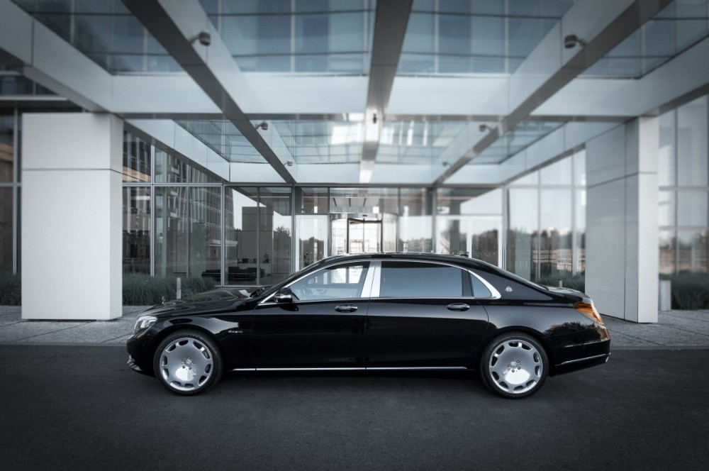 MERCEDES - MAYBACH S 500 4MATIC
