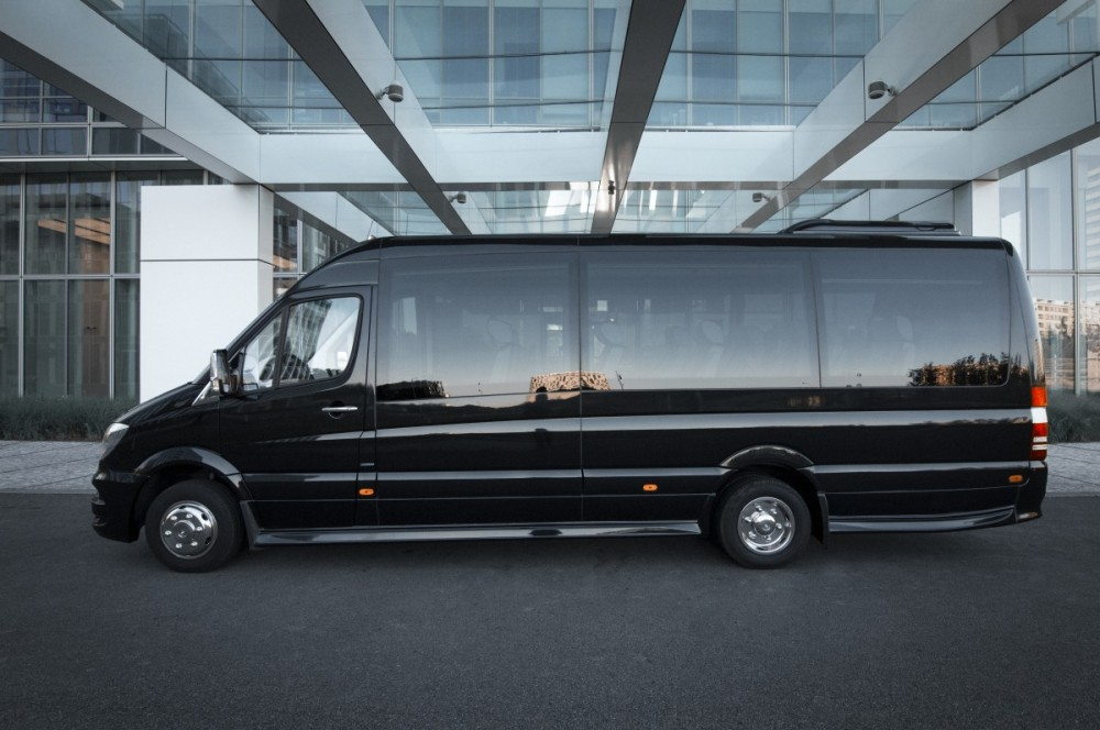 MERCEDES - SPRINTER 519 CDI XL