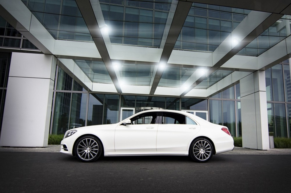 MERCEDES S 500 4MATIC LONG